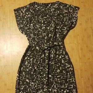 Mossimo Dress (with belt)